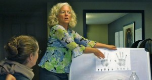Kay Packard Teaching Class